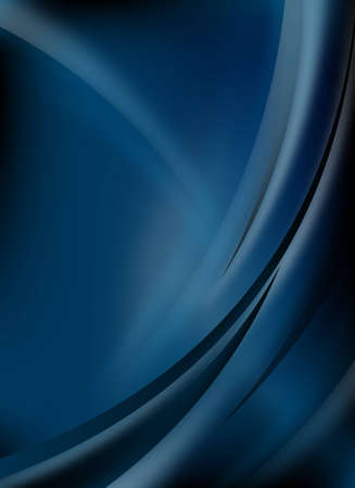 an abstract blue background for design photo