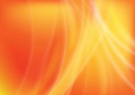 een abstracte oranje achtergrond voor ontwerp Stockfoto