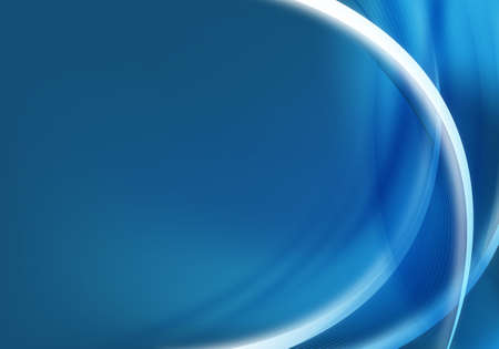 an abstract blue background for design Stock Photo