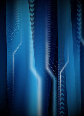 techniek: een abstract techniek ontwerp voor achtergrond Stockfoto