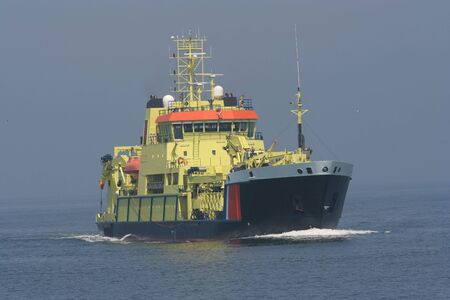 guard ship: Dutch coast guard ship