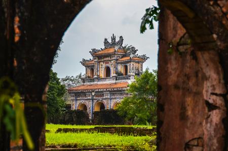 Temple in Vietnam