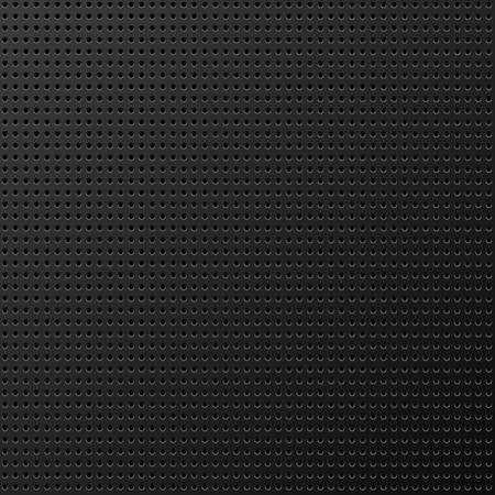 metales: diseño de acero de fibra de carbono de fondo vector