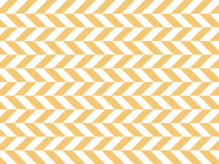 Beautiful pastel mustard yellow color and white background in triangle and square shape with modern trendy geometric concept.vintage retro style vector pattern graphic design for wallpaper,textile.