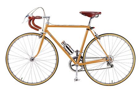 Bicycle, Vintage bike Banco de Imagens