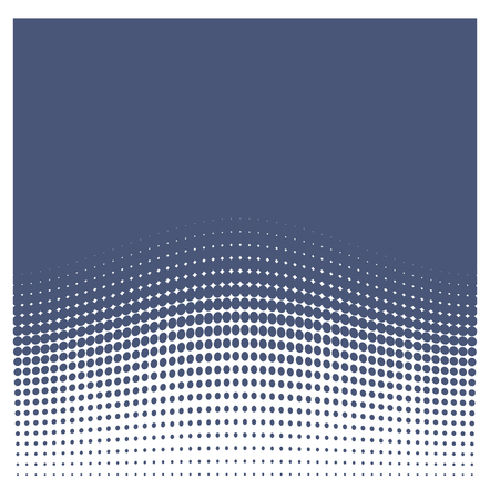blue dots grounge texture with transparency  Vector