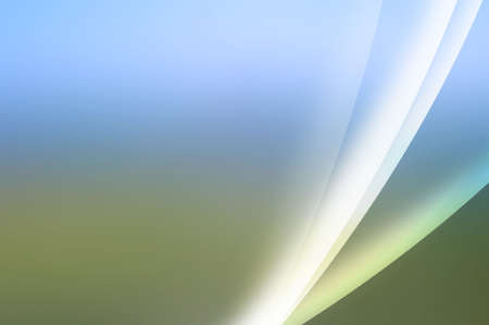abstract light texture in green and blue colors  photo