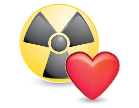 toxic love relationship, love and hate Stock Photo - 4030057