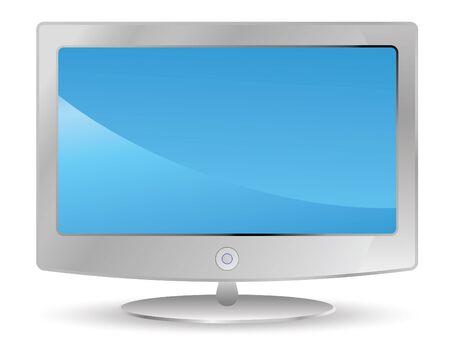 hdtv: plasma tv white in vector mode
