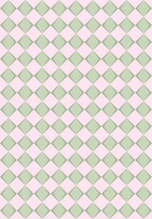 pink and green rhombus textures photo