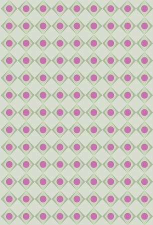 pink and olives rhombus textures photo