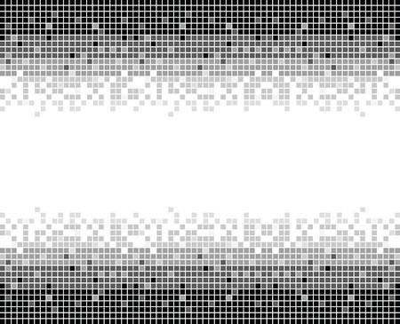 squares texture mono in vector  photo