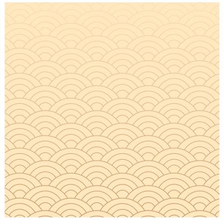 oriental texture in vector mode photo