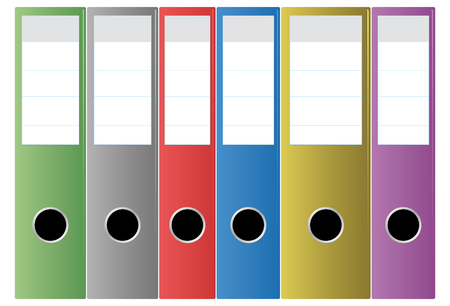 color binders in vector mode Vector