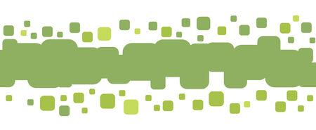 green dots in vector mode Vector