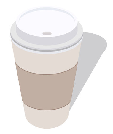 vector travel java cup cool!! Stock Vector - 5532065