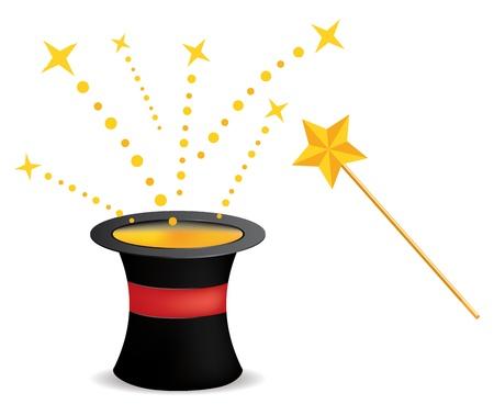 hat trick: sorteggio cappello e bacchetta magica