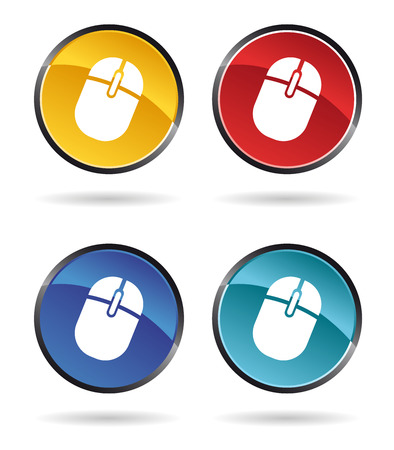 pointer: set of mouse icons for websites