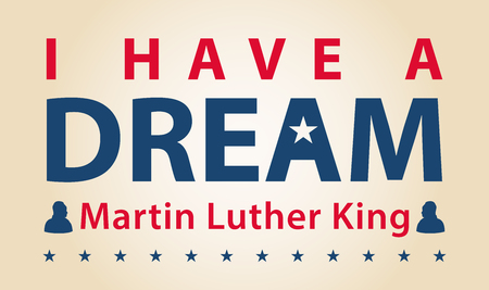 history month: MLK day celebration, I have a dream