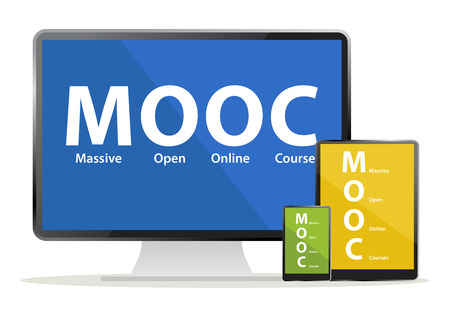 massive: Mooc (Massive Open Online Courses)  devices for e learning