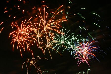 Fireworks Stock Photo - 3522295
