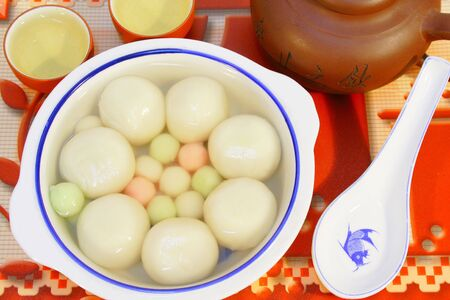 Chinese Traditional Food photo