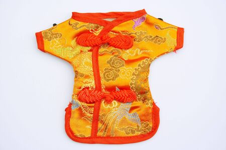 handwork: Chinese Handwork Stock Photo