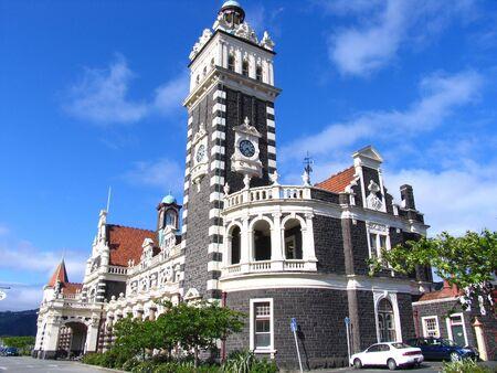 history building: History Building In New Zealand Dunedin