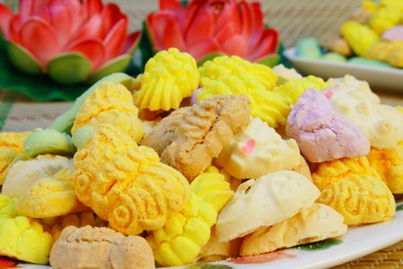 chinese new year food: Chinese Traditional Food (New  Year)