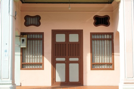penang: Ancient Residential Of Asia