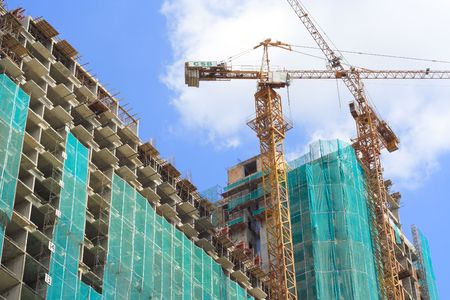 residential construction: Under Construction