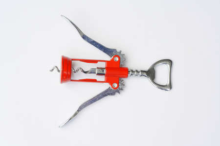 cork screw: Cork Screw Shape Stock Photo