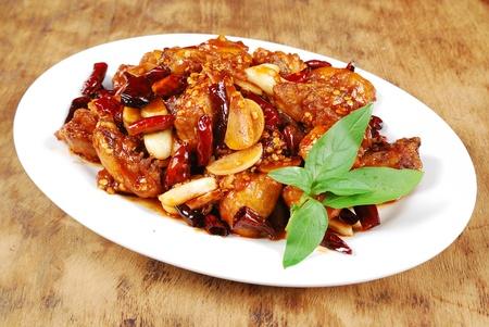 plat chinois: La nourriture chinoise