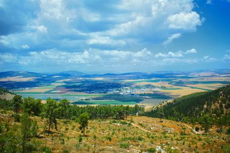 The gilboas mountain view, Gilboa, Israel