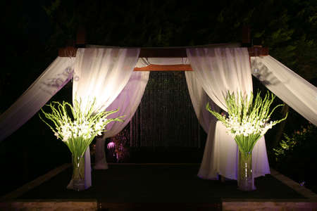 Chuppah Stock Photo - 912425