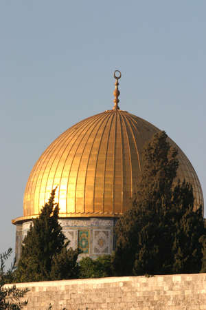 Al-Aqsa mosque Stock Photo