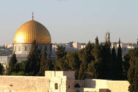 Jerusal�n  Foto de archivo