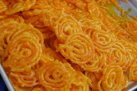 Indian food, yellow & orange Stock Photo - 912470