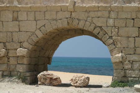 Caesarea, Israel Stock Photo - 912472