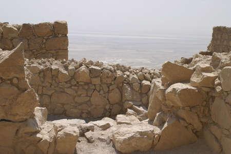Masada, Israel Stock Photo