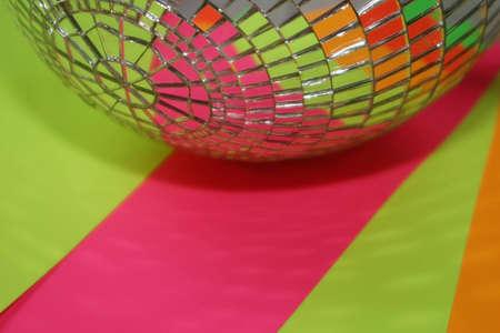 Mirror ball macro Stock Photo - 912496