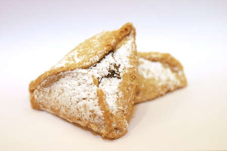 hamantashen macro, shallow DOF Stock Photo - 912555