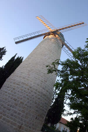 The windmill. Stock Photo - 915449