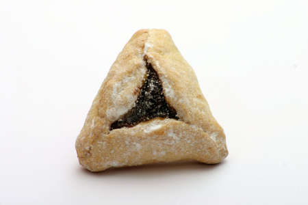 Hamentashen - traditional Jewish pastry for Purim.