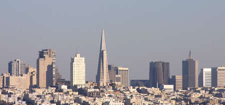 San Francisco skyline at daytime