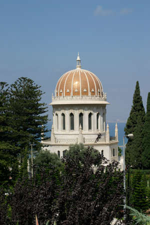 bahai temple Stock Photo - 915514