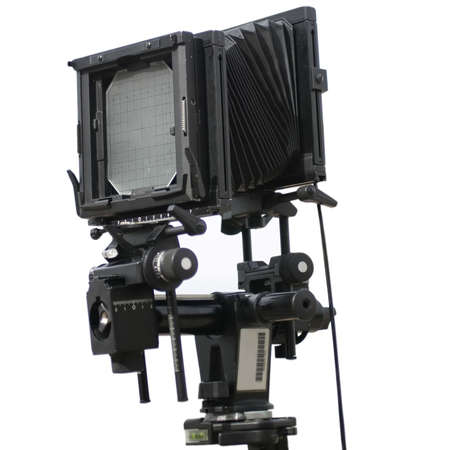 4x5 studio camera