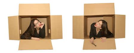A pensar fuera de la caja