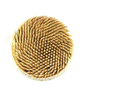 Toothpicks macro, shallow DOF Stock Photo - 918337