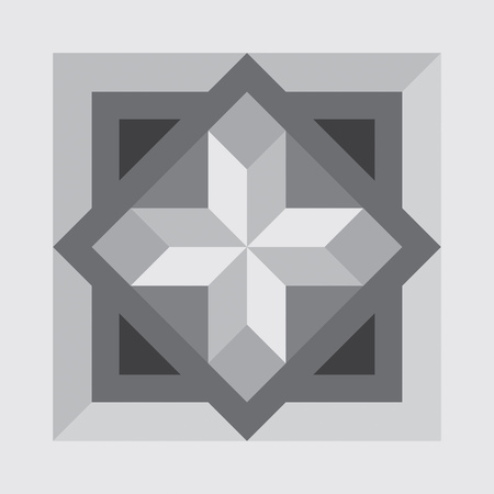 vector seamless parquet or marble texture  Illustration